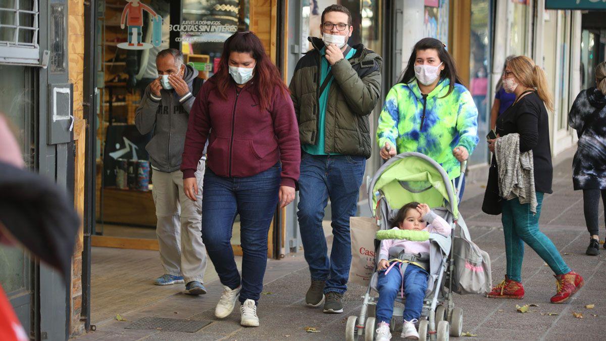 Poco más de 700 casos de Covid en Mendoza se registraron este jueves.