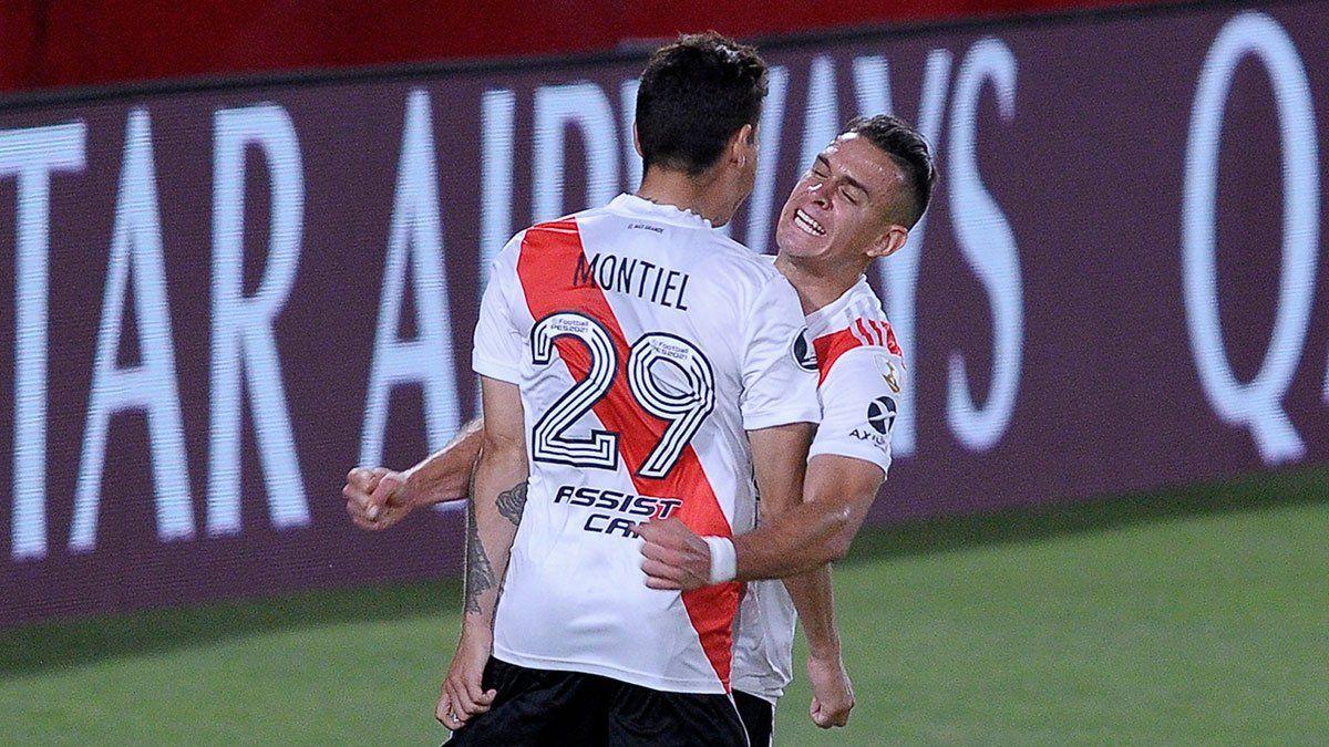 Desde la Serie A volvieron a interesarse por Gonzalo Montiel