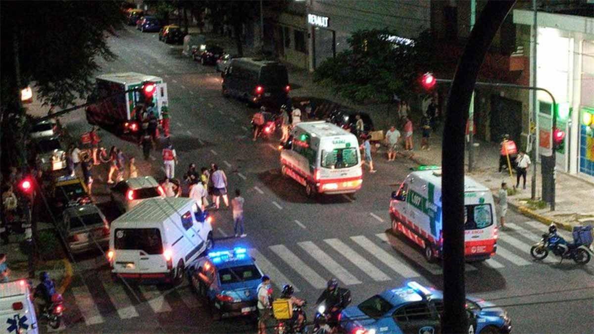 Un nene de 5 años murió al ser atropellado y el conductor se fugó