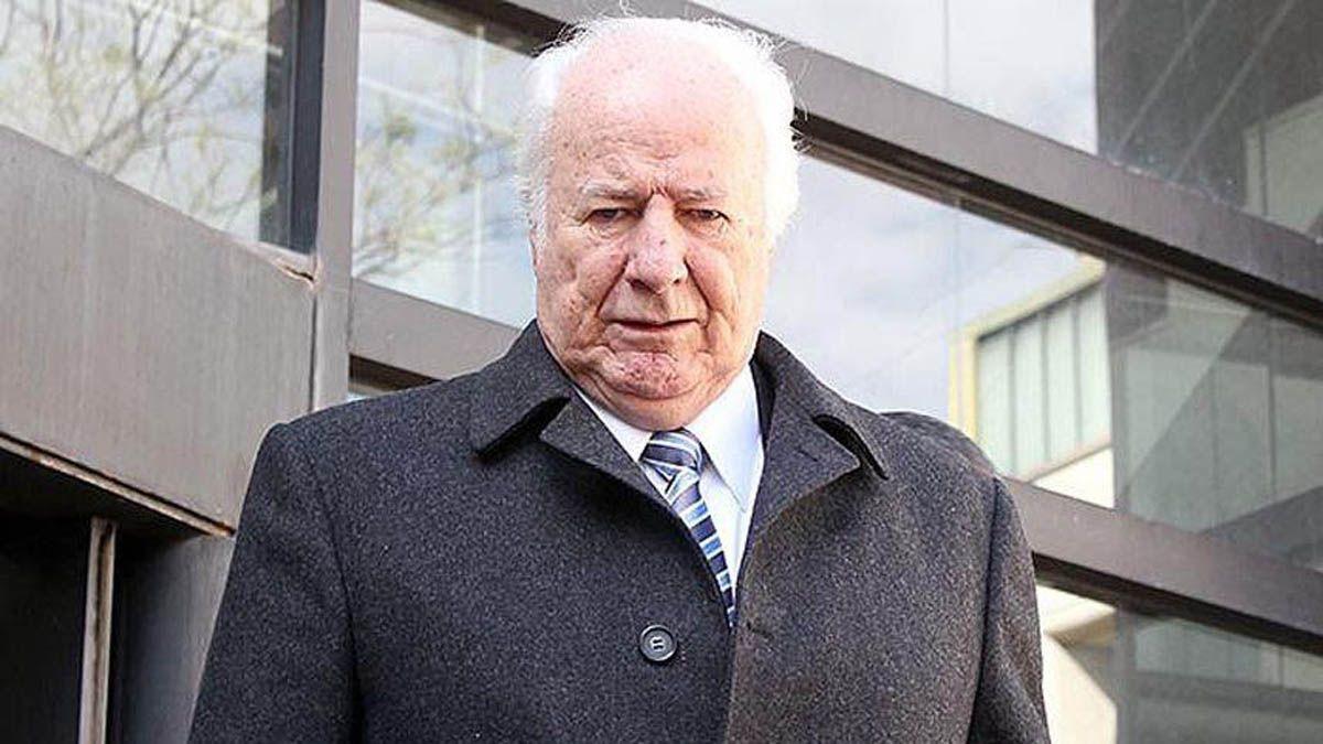 El juez Pedro Llorente estuvo internado en el hospital Schestakow.