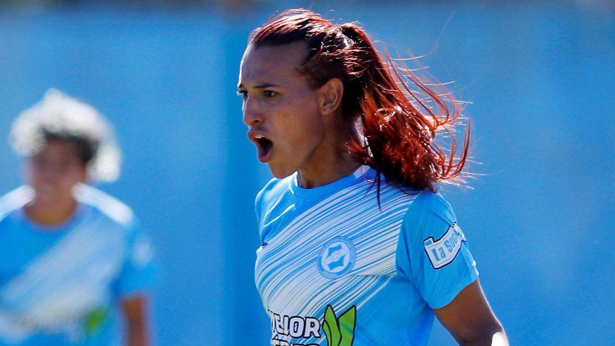 Mara Gómez hizo historia al debutar en Villa San Carlos