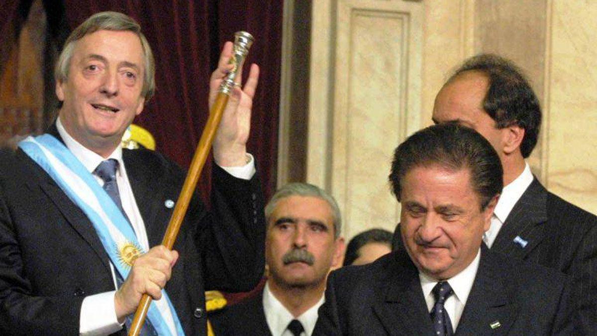 El 25 de mayo de 2003 Néstor Kirchner asumió la presidencia de la Argentina.