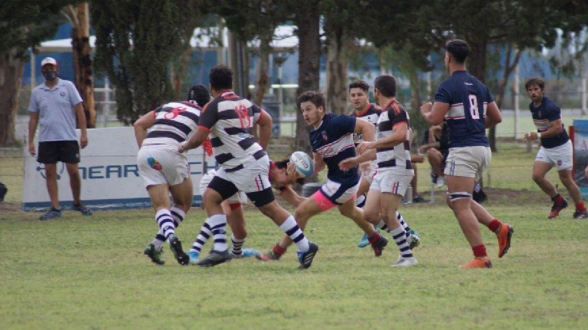 Mendoza se prepara para una gran jornada de rugby