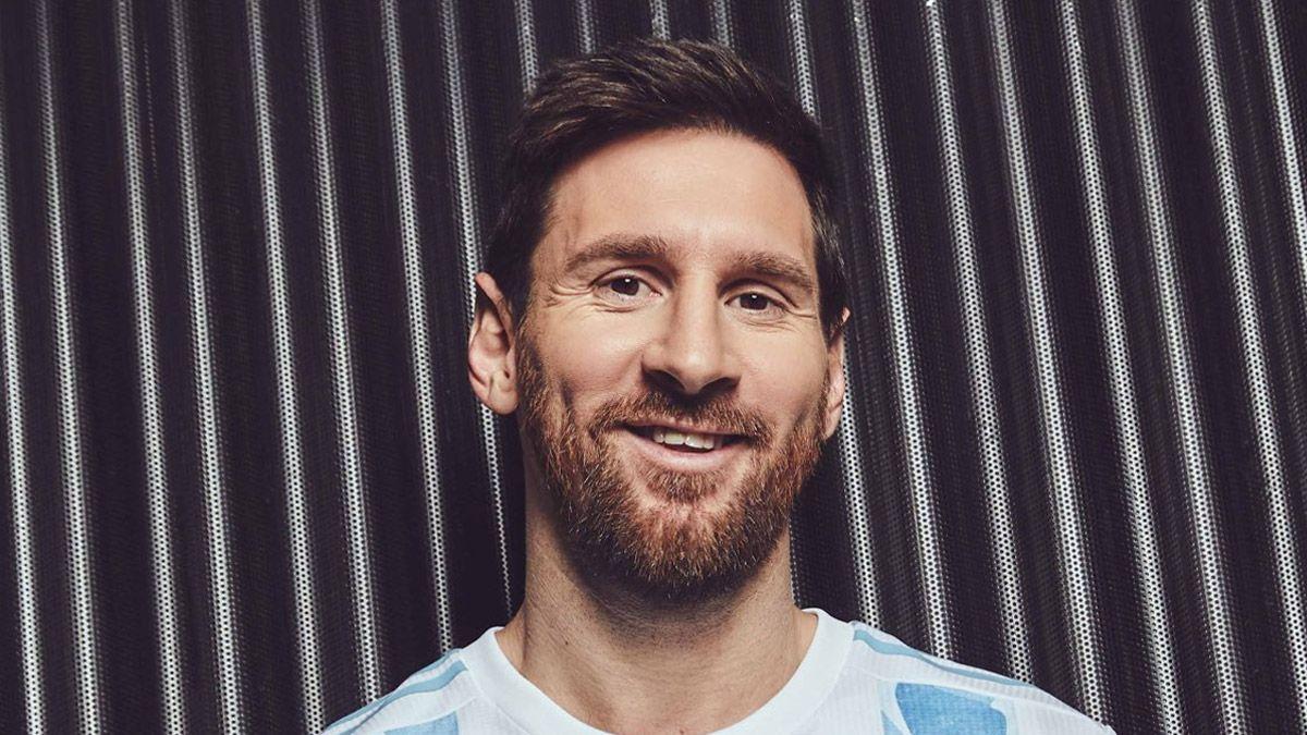 Es una bomba la nueva camiseta de la Selección argentina