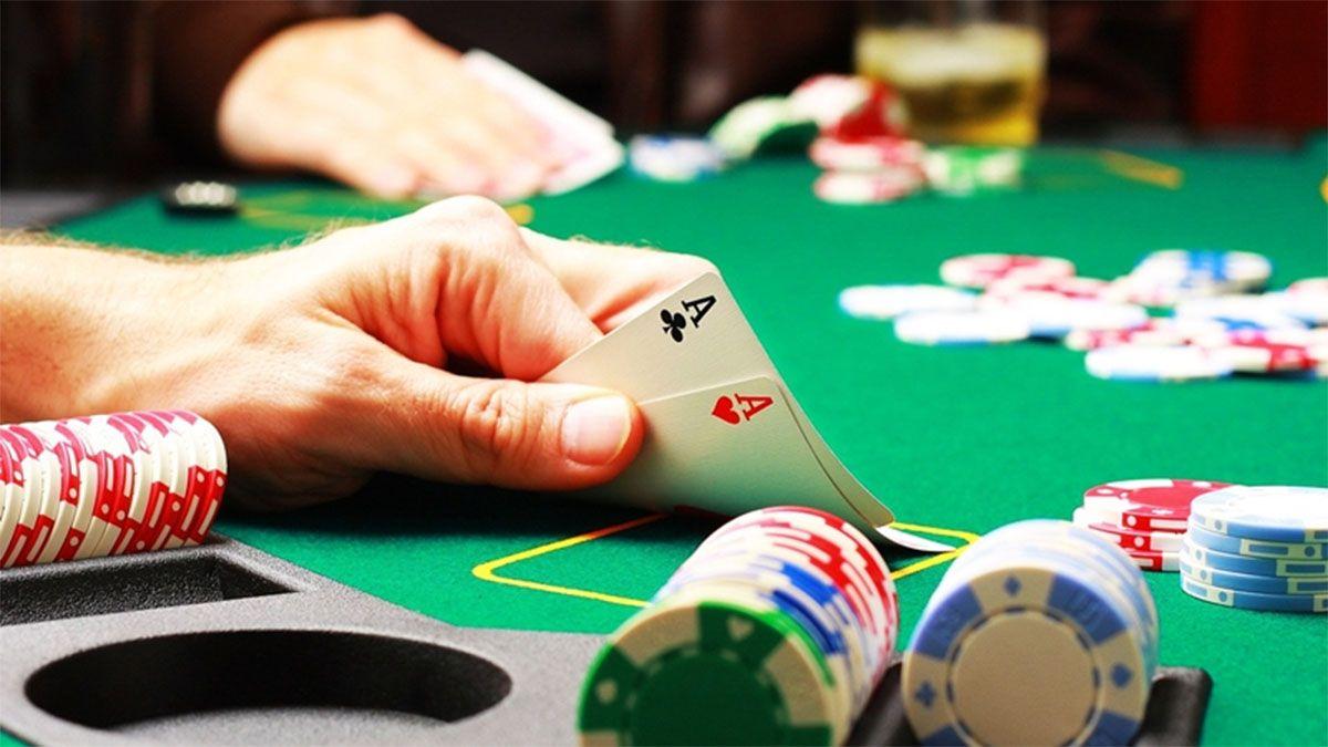 Desbarataron un casino clandestino en Luján
