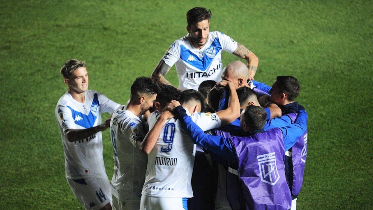 Vélez venció a Central y ganó la Zona Complementación
