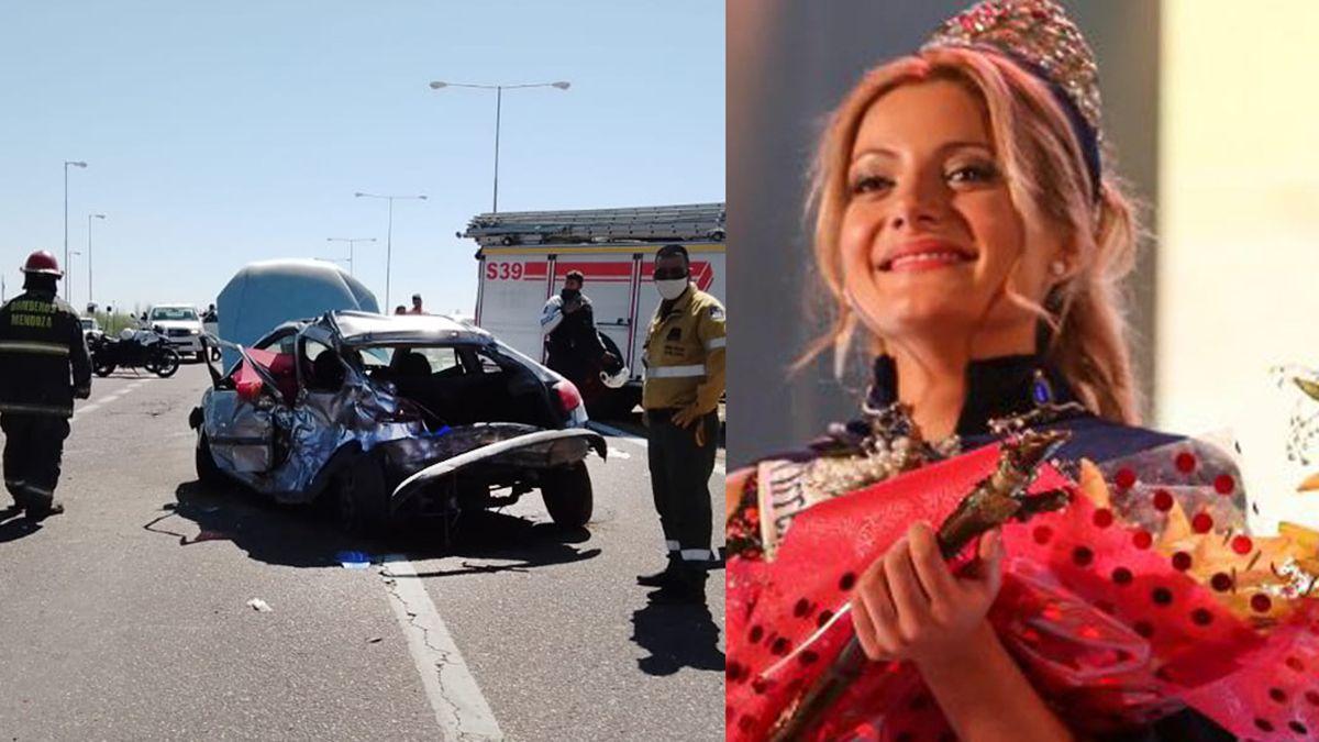 En un trágico accidente murió la virreina de Luján 2019: la joven tenía 20 años