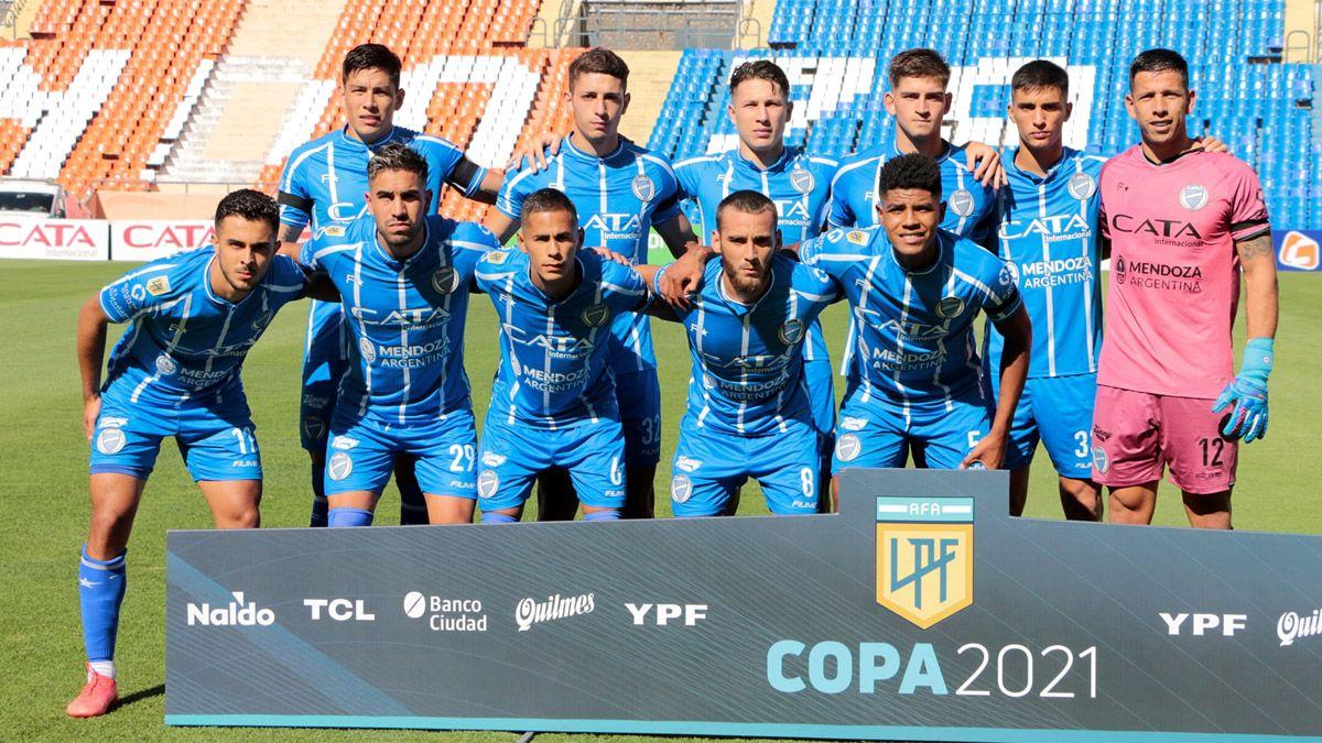 Godoy Cruz arrancó la semana pensando en Rosario Central