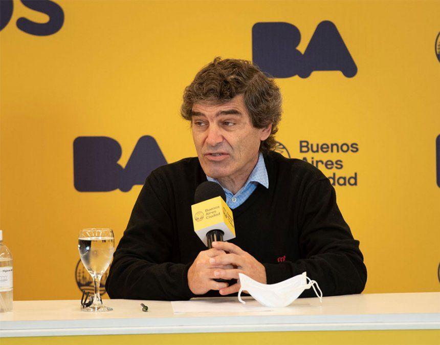 El ministro de Salud de Buenos Aires
