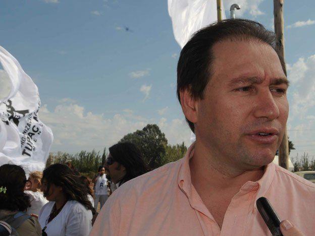 Roberto Righi suspendió todos los festejos vendimiales en Lavalle