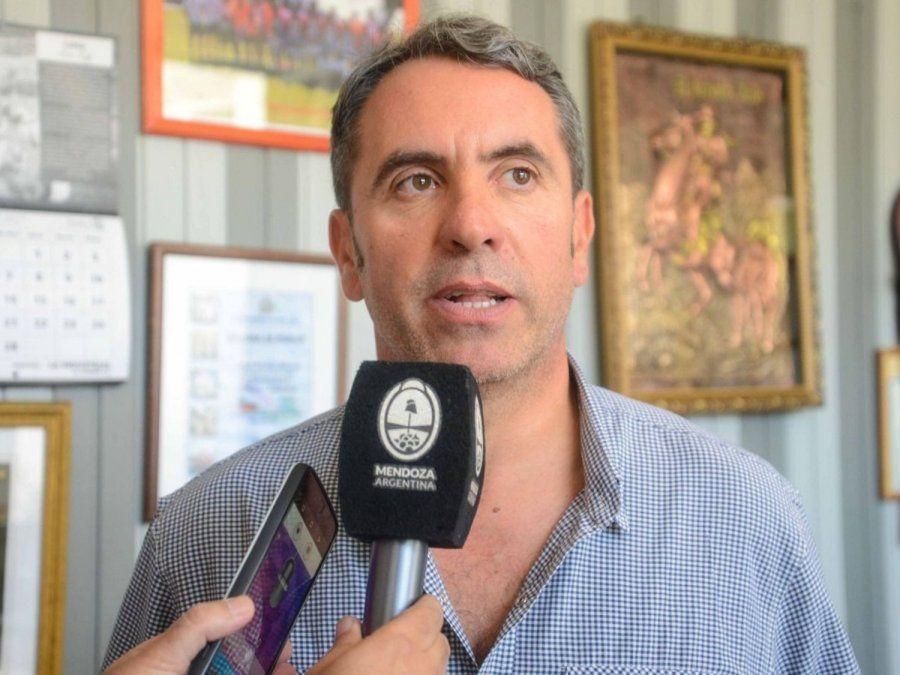 El diputado del FR Jorge Difonso.