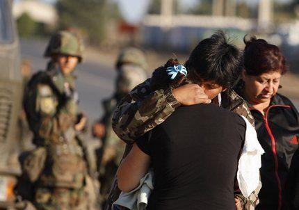 Chile contabilizó 795 muertos por el terremoto