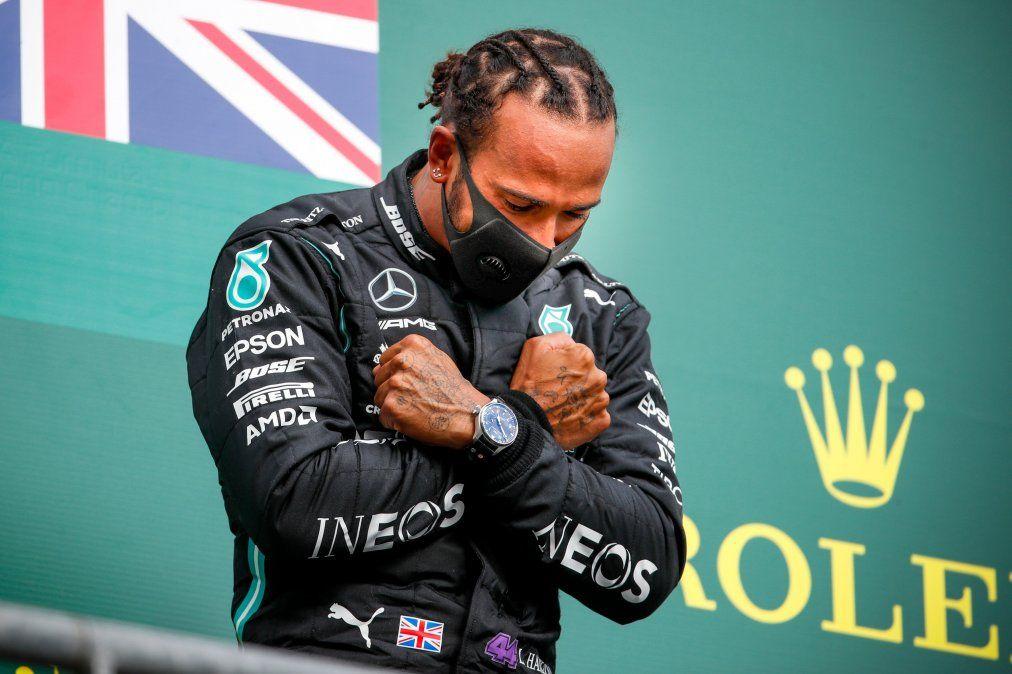 Hamilton está a dos carreras de quebrar un récord que parecía imposible: el de victorias de Michael Schumacher.