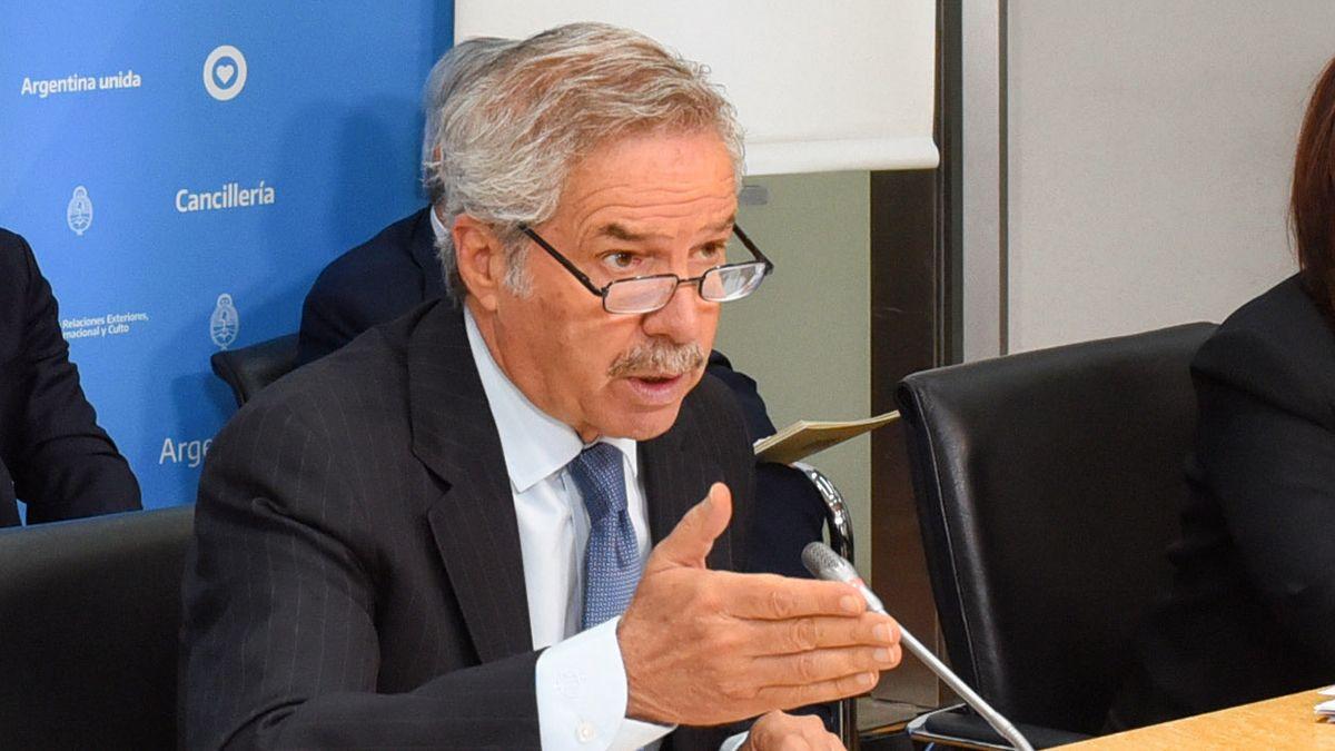 Felipe Solá contestó las críticas de la vicepresidenta.