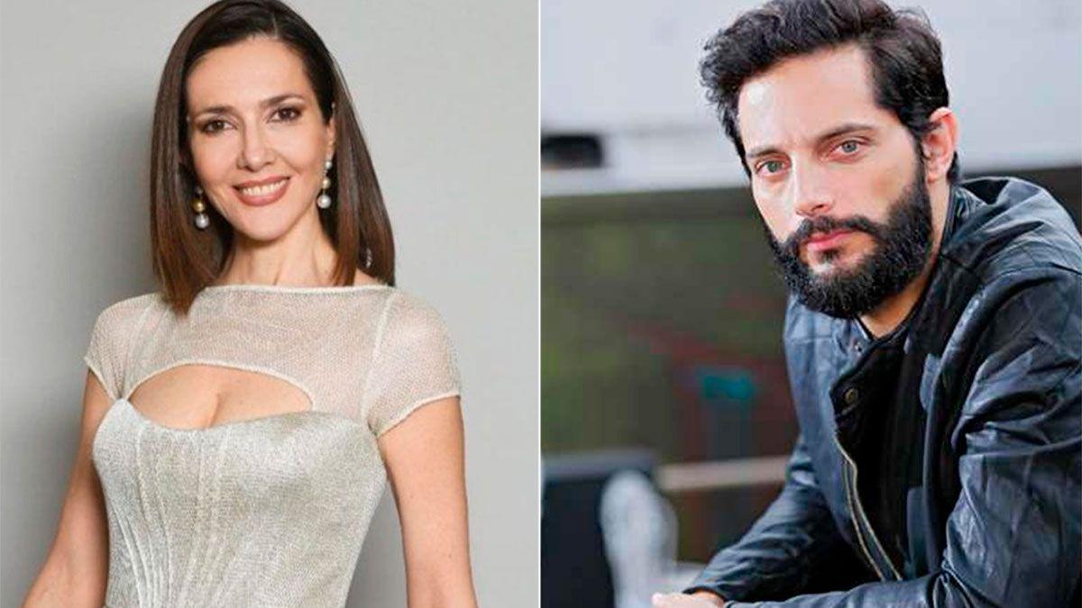 Cristina Pérez recordó el romance con Joaquín Furriel