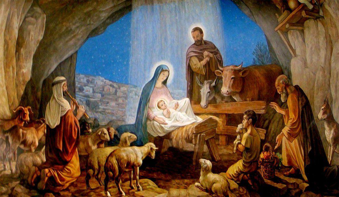 Saludo de Navidad del arzopispo de Mendoza