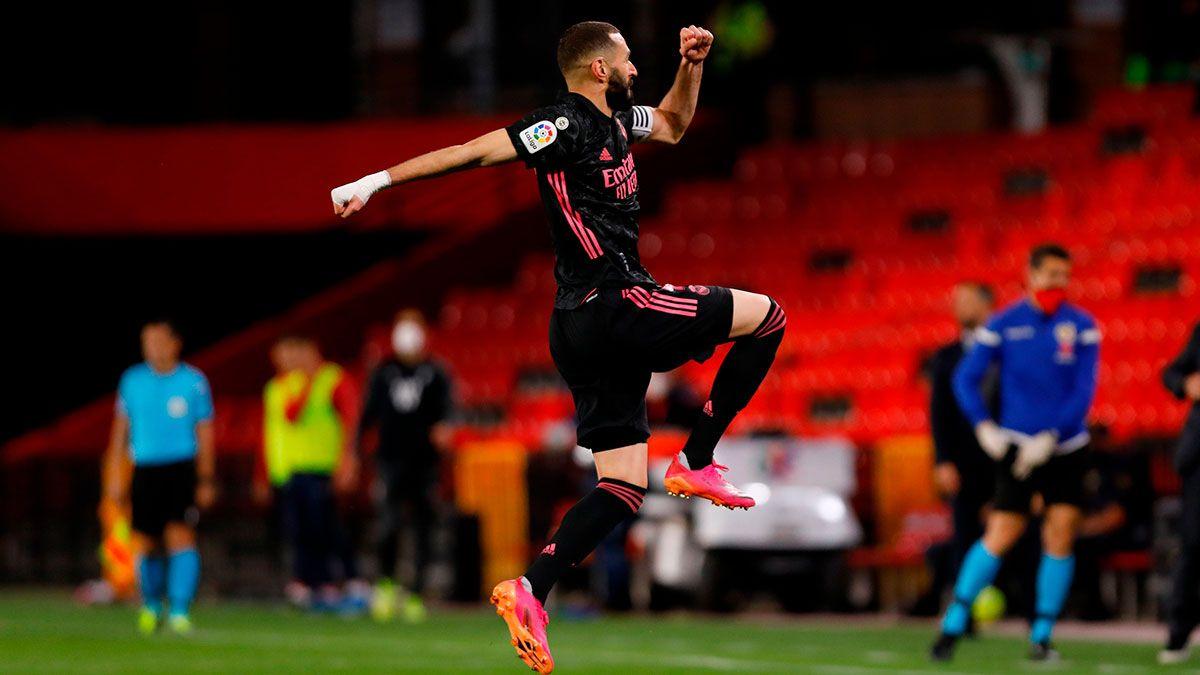 Real Madrid ganó y le metió presión al Atlético de Madrid