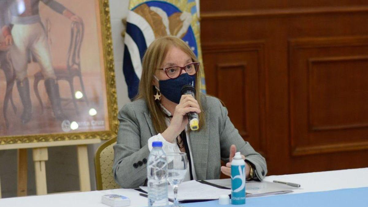 Alicia Kirchner se realizó un test que arrojó resultado positivo a coronavirus.