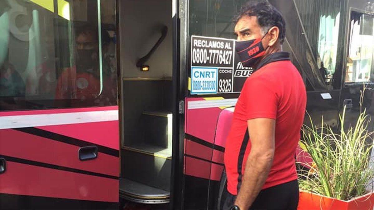 Darío Alaniz: el Covid y las buenas noticias para el Globo