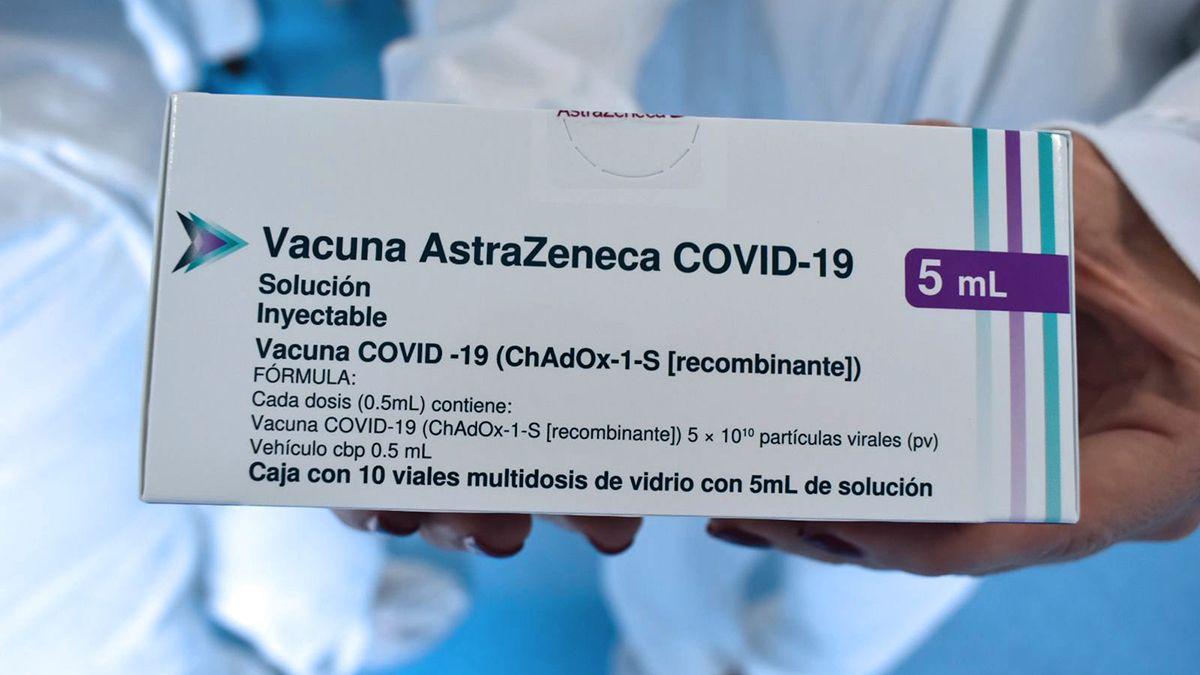Carla Vizzotti informó que el lunes próximo a las 7.55 arribarán al país 2.148.600 dosis de vacunas de Astrazeneca contra el coronavirus.