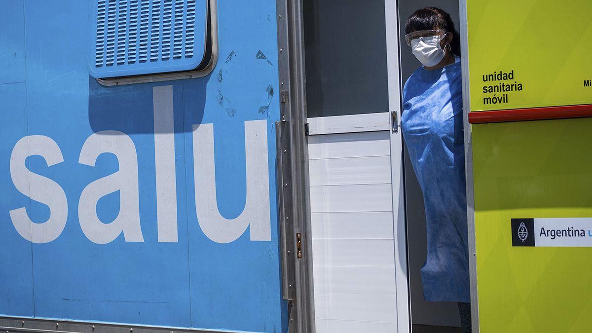 Coronavirus en Argentina: se reportaron 166 muertes en las últimas 24 horas.