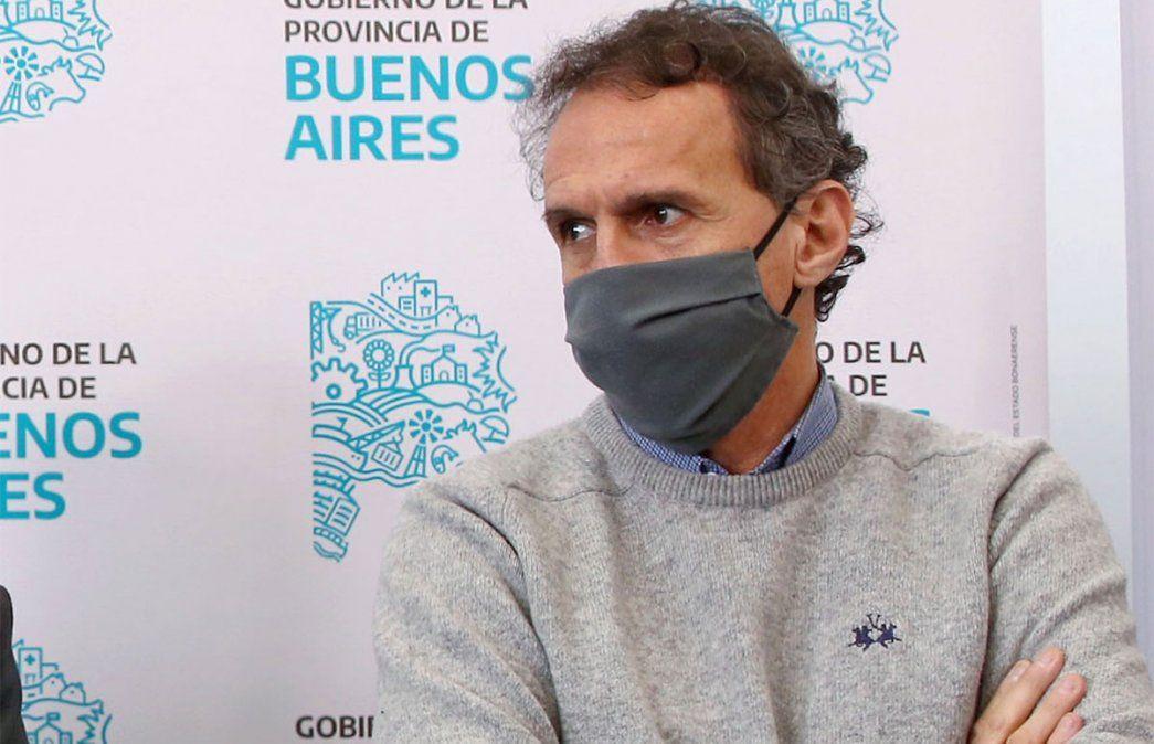 Gabriel Katopodis pretendió restarle valor a la columna de Mauricio Macri publicado por el Diario La Nación. Tenemos que estar enfocados en lo nuestro