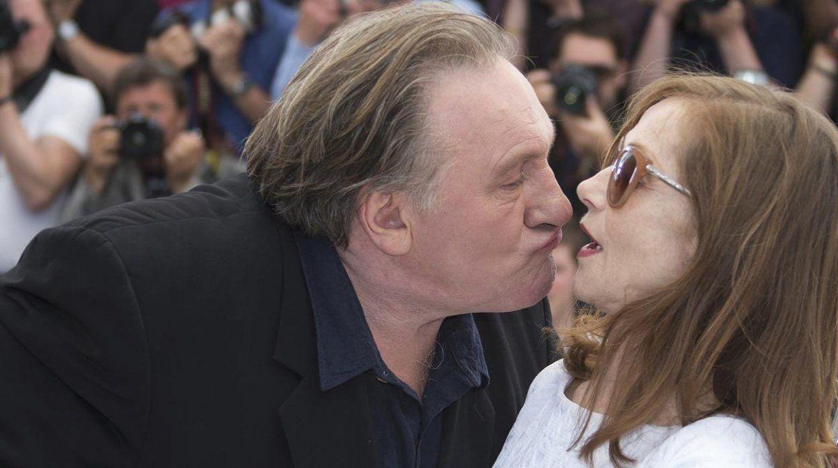 Grave denuncia. Gérard Depardieu está acusado de violación.