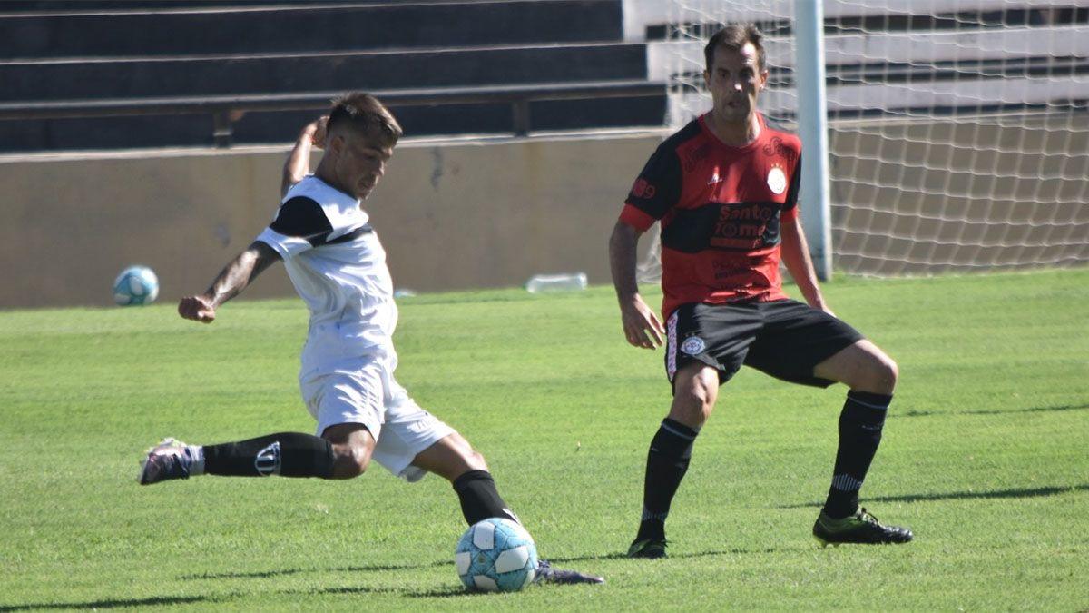 Gimnasia le ganó a FADEP y se afila para la Primera Nacional