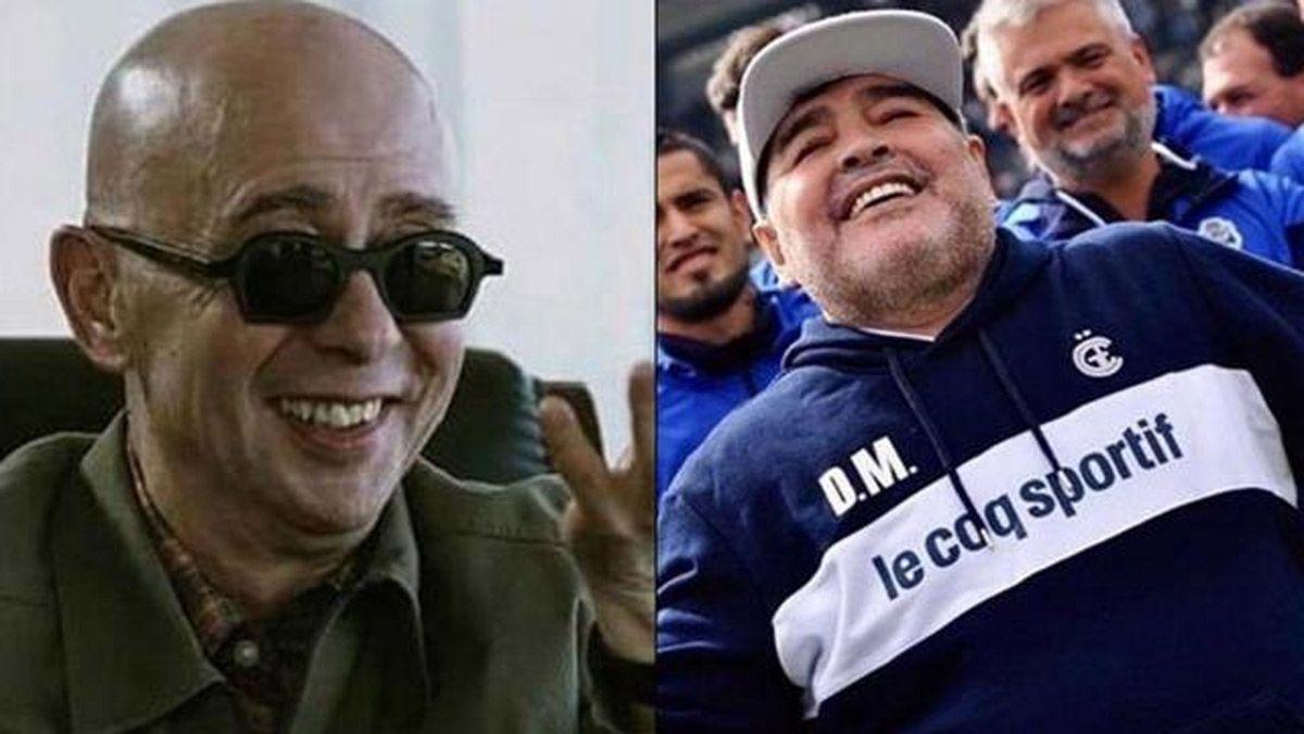 El Indio sobre Maradona: Era el vengador de los pobres