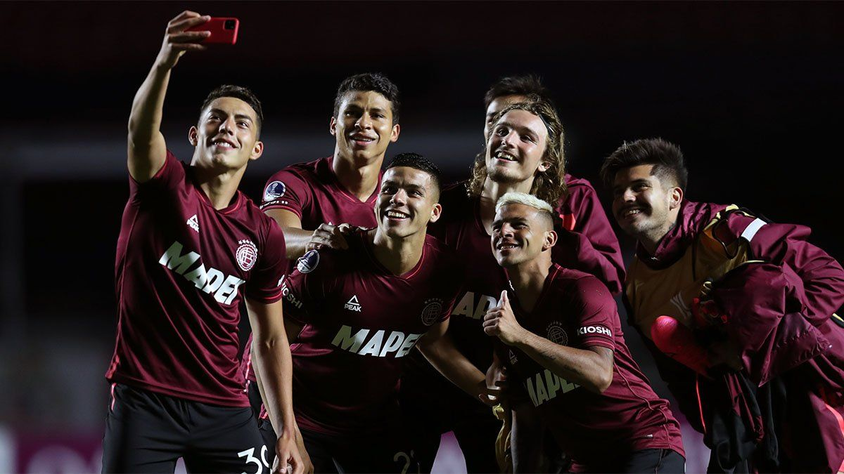 Lanús es uno de los cinco equipos argentinos en la Copa Sudamericana.