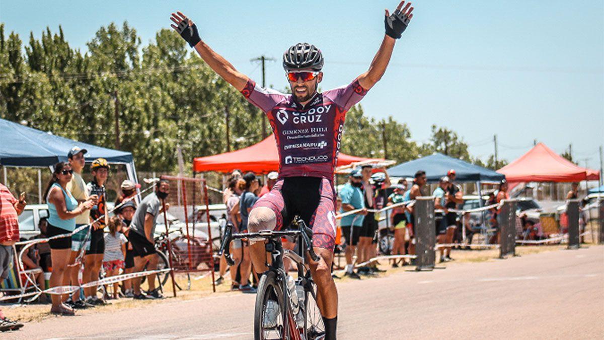 Pablo de la Barrera le dio el segundo triunfo consecutivo a Godoy Cruz