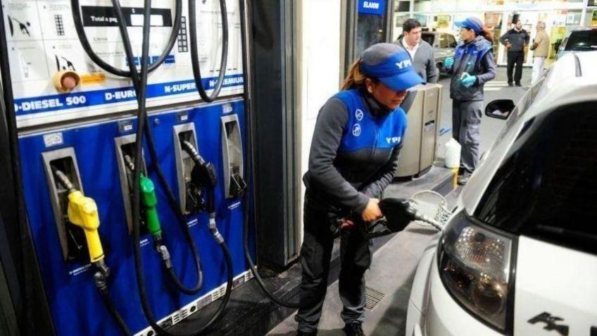Combustibles: así quedaron los precios de YPF en Mendoza tras el aumento