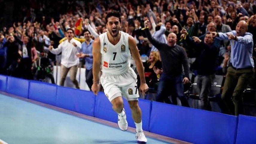 Facundo Campazzo espera un llamado de la NBA