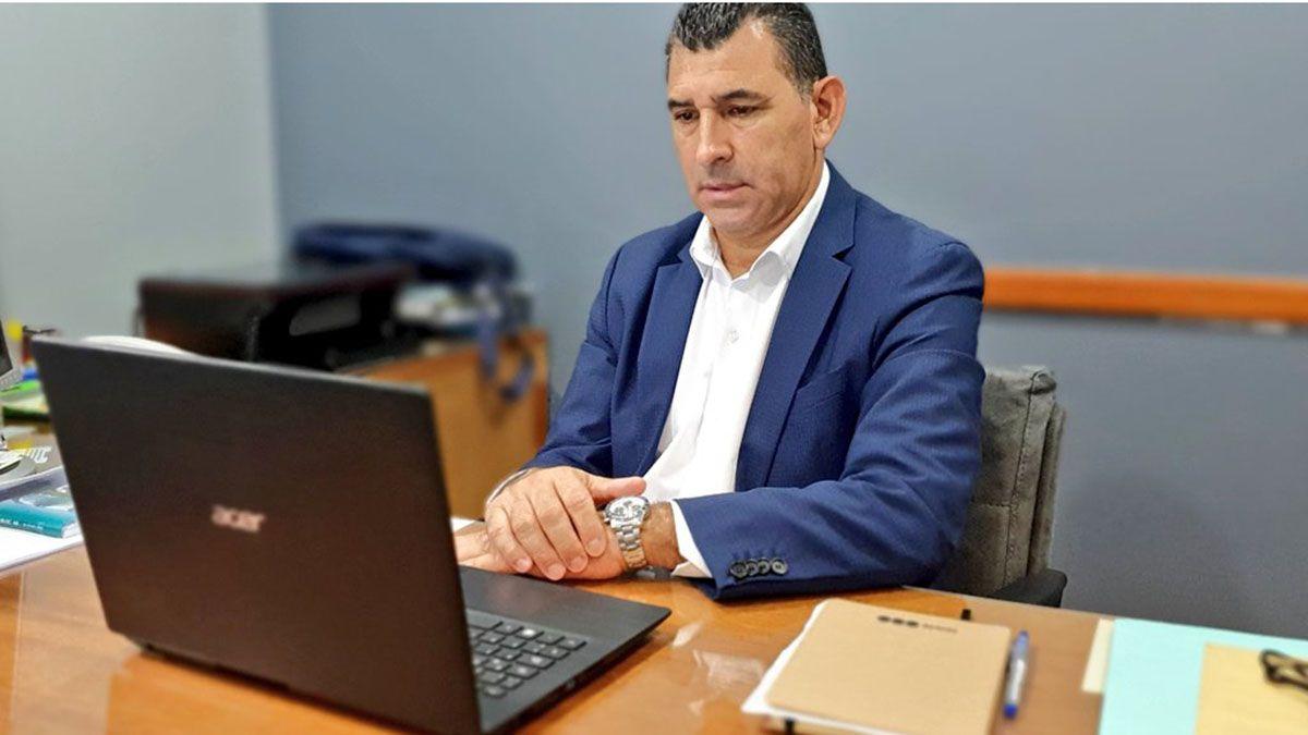 Mario Leito sostuvo que recibió mensajes violentos por votar a favor del aborto.