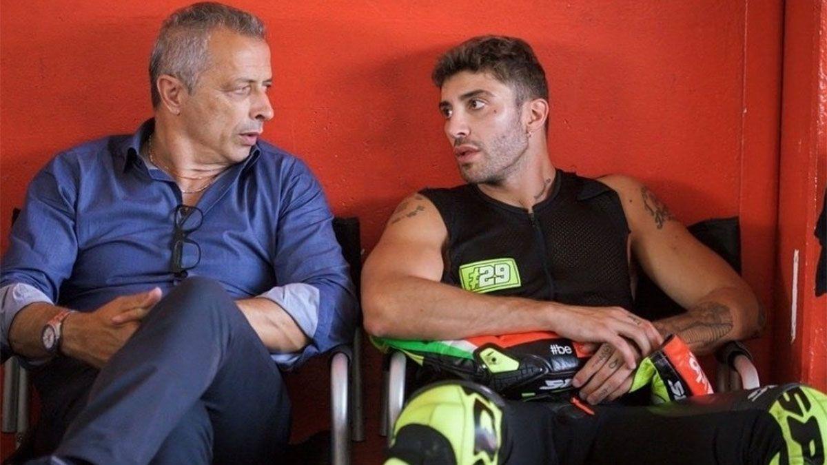 Le dieron una sanción mayor a Andrea Iannone por doping