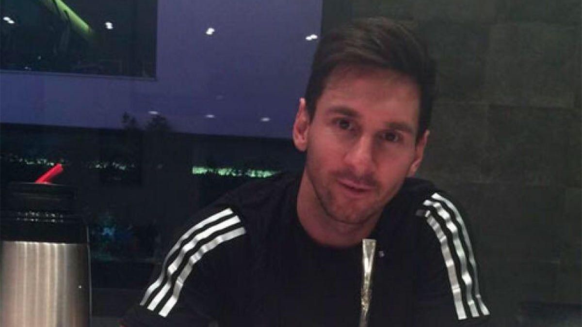 Messi contó intimidades: Rosario, la vida con Antonela y la barba