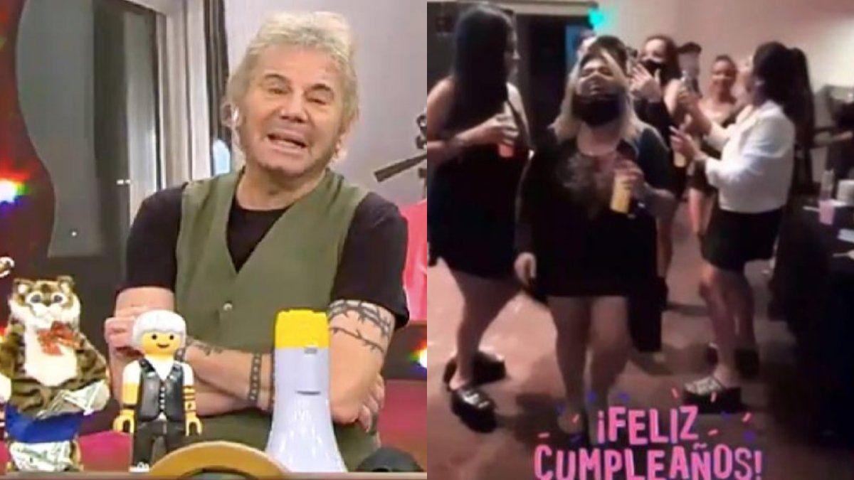 Beto Casella destrozó a More Rial.
