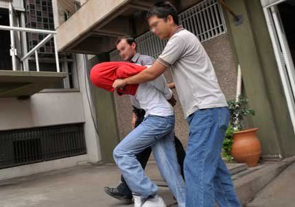 Arrestaron al presunto autor del crimen en el Bº La Favorita