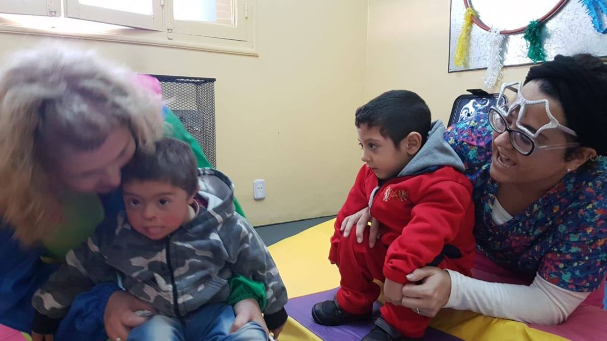La importancia del funcionamiento de la ONG AMAD radica en la detección temprana de patologías como autismo y en la rehabilitación de quienes tienen discapacidades. Tras el robo necesita de la colaboración de los mendocinos.
