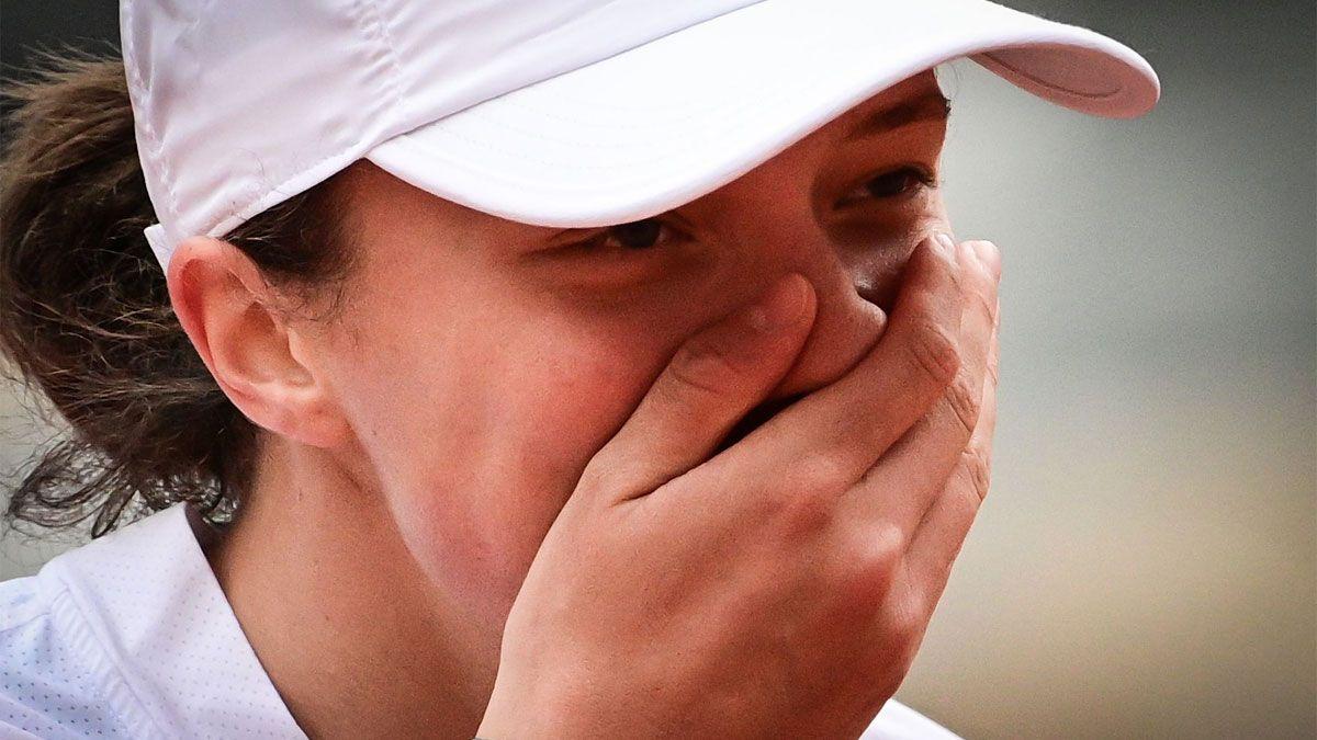 Iga Swiatek, con tan solo 19 años, conquistó Roland Garros