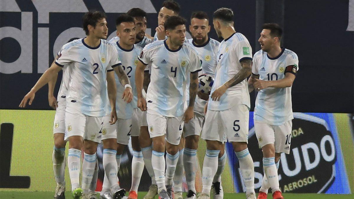 Argentina vs. Perú: día y hora del partido, por la 4ª fecha