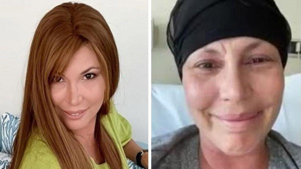 Celina Rucci reveló que tuvo leucemia.