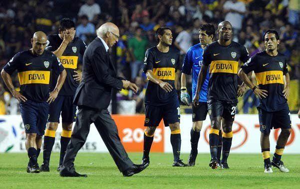 Copa Libertadores: Boca obligado a ganar en Uruguay