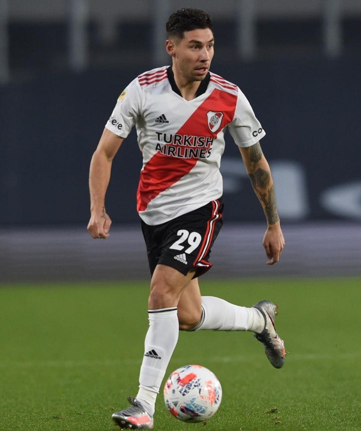 Gonzalo Montiel es casi un hecho que jugará en Sevilla.