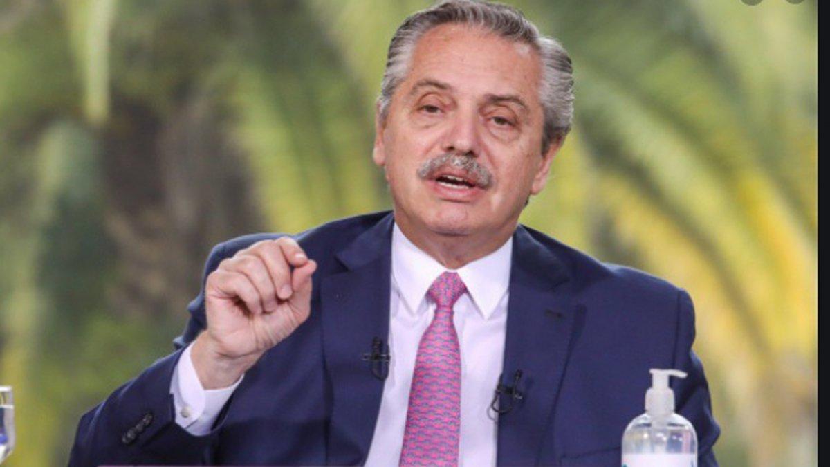 Alberto Fernández va contra la Justicia nuevamente.