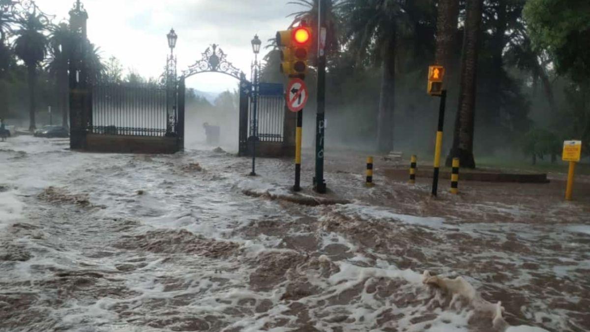 La última gran tormenta en el Gran Mendoza.