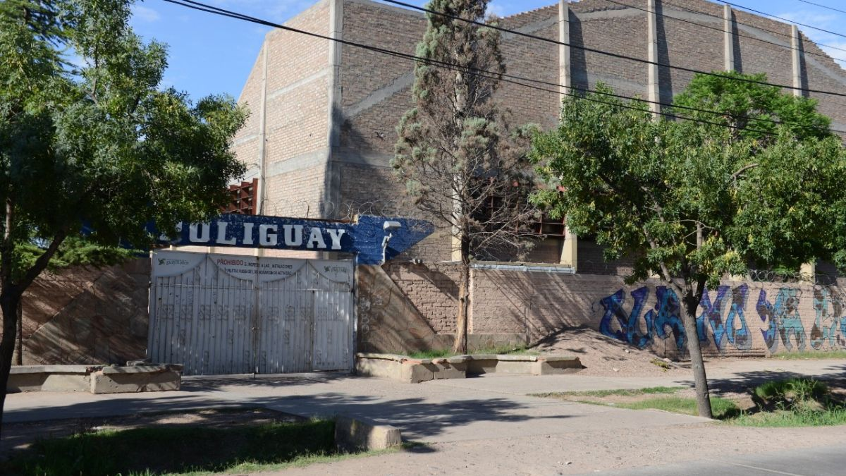 El Poliguay fue el escenario del triste y recordado hecho.