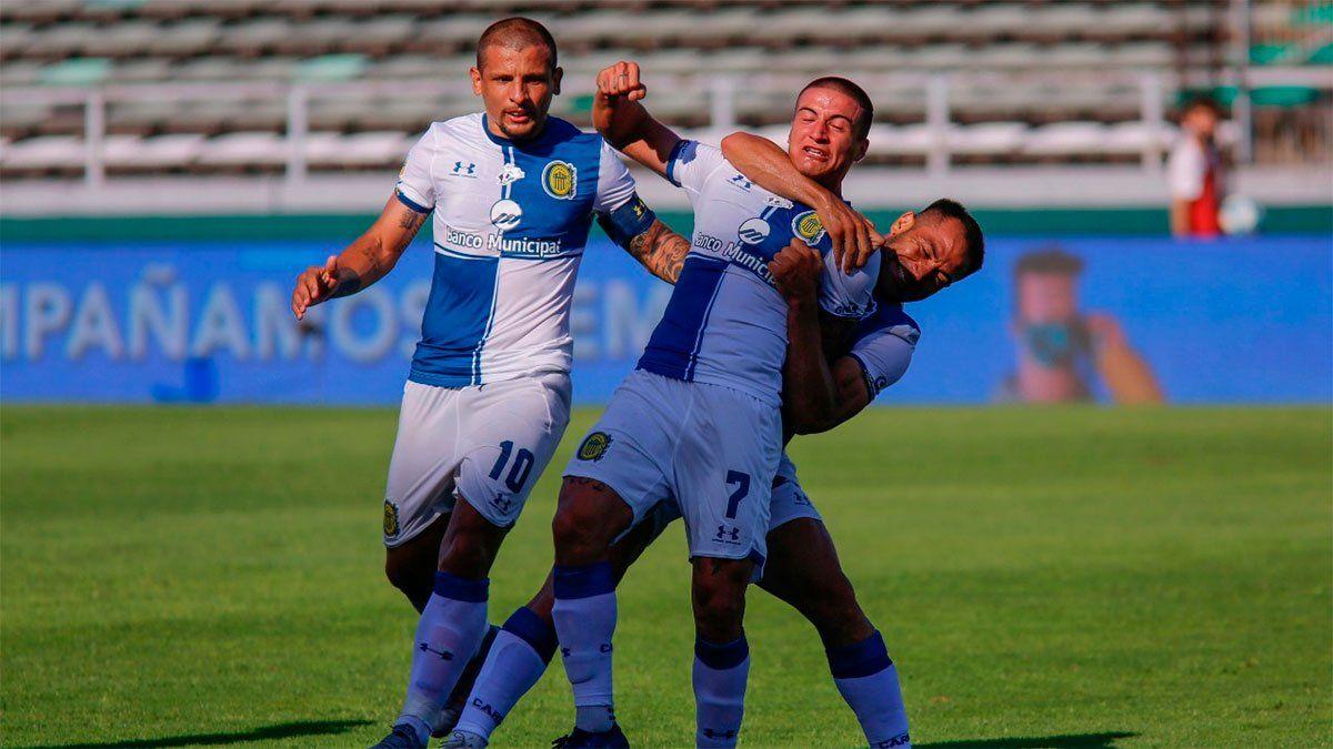 Rosario Central derrotó a Aldosivi y es uno de los líderes de la Zona Complementación A.