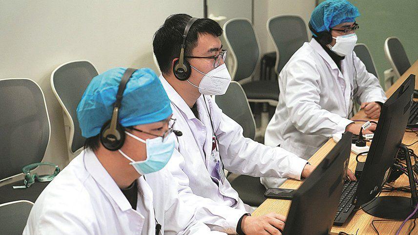 La tecnología también combate la pandemia