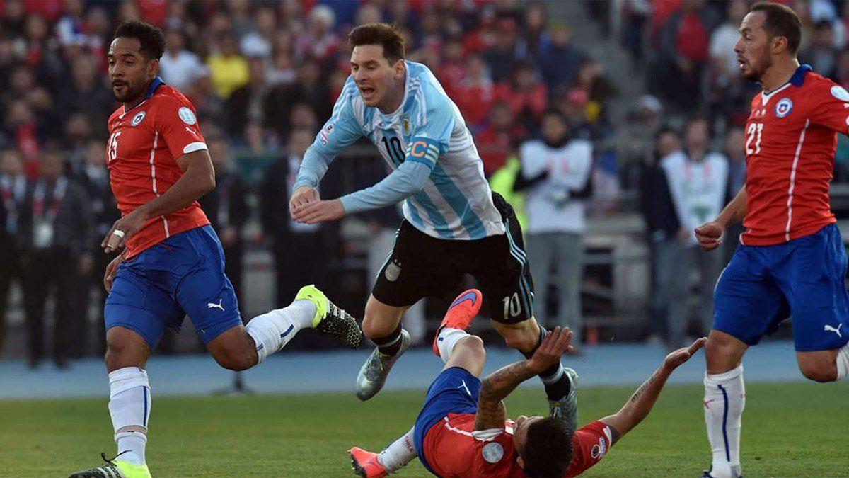 La Conmebol mete mano en la Copa América